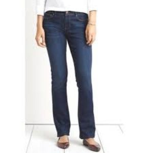 J JILL BOOT CUT STRETCH JEANS SIZE 12 for sale